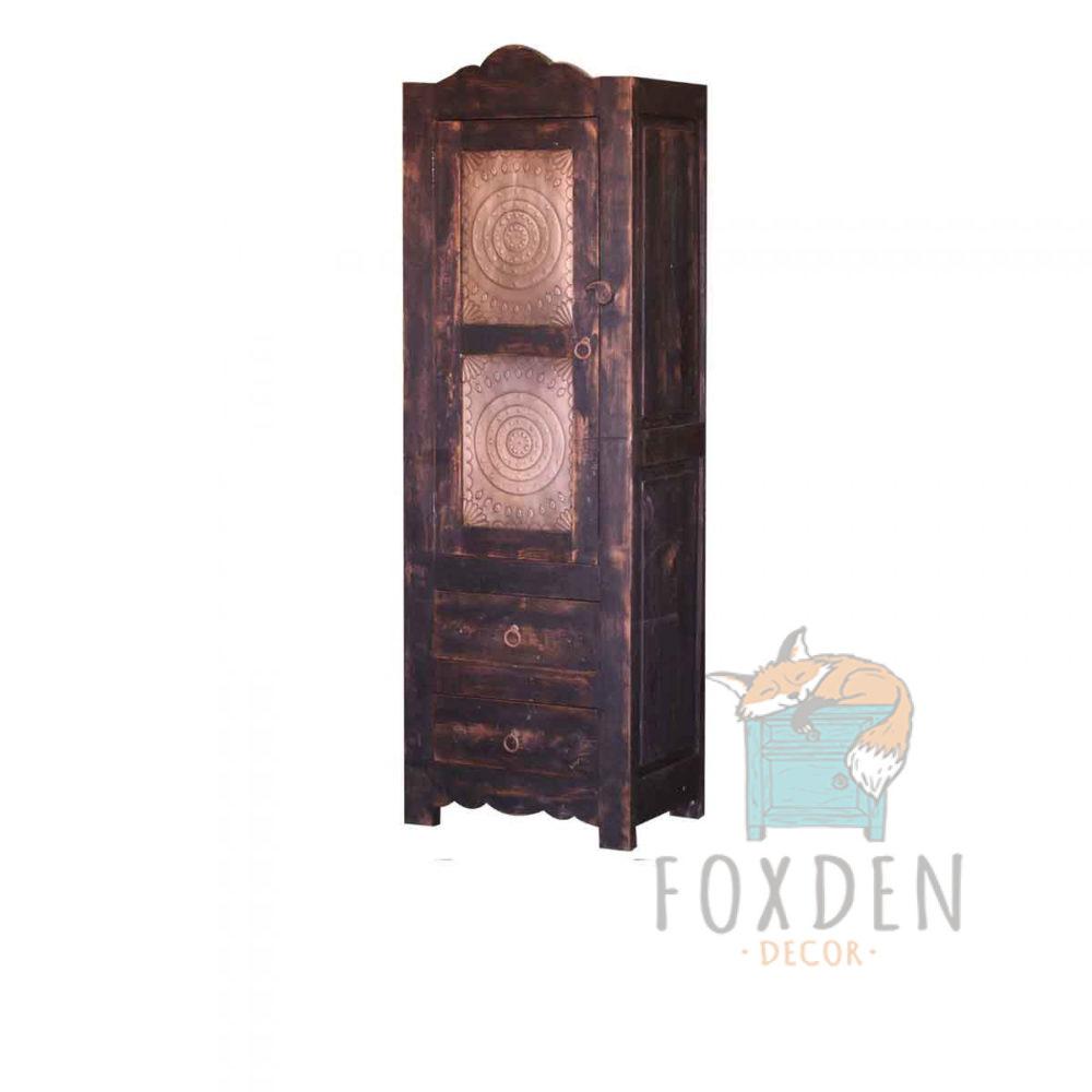 luna rustic cabinet