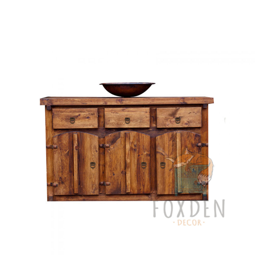 colonial bathroom vanity