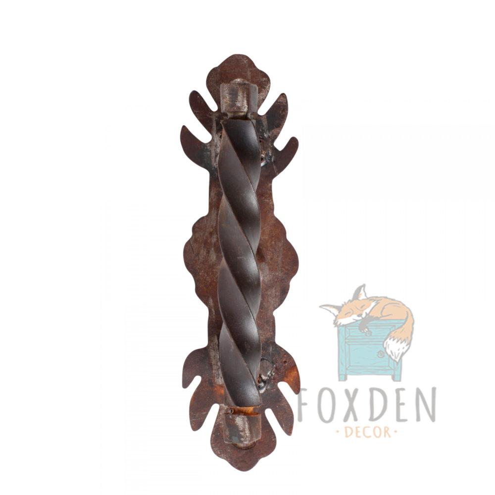 Twisted Ornate Metal Pull