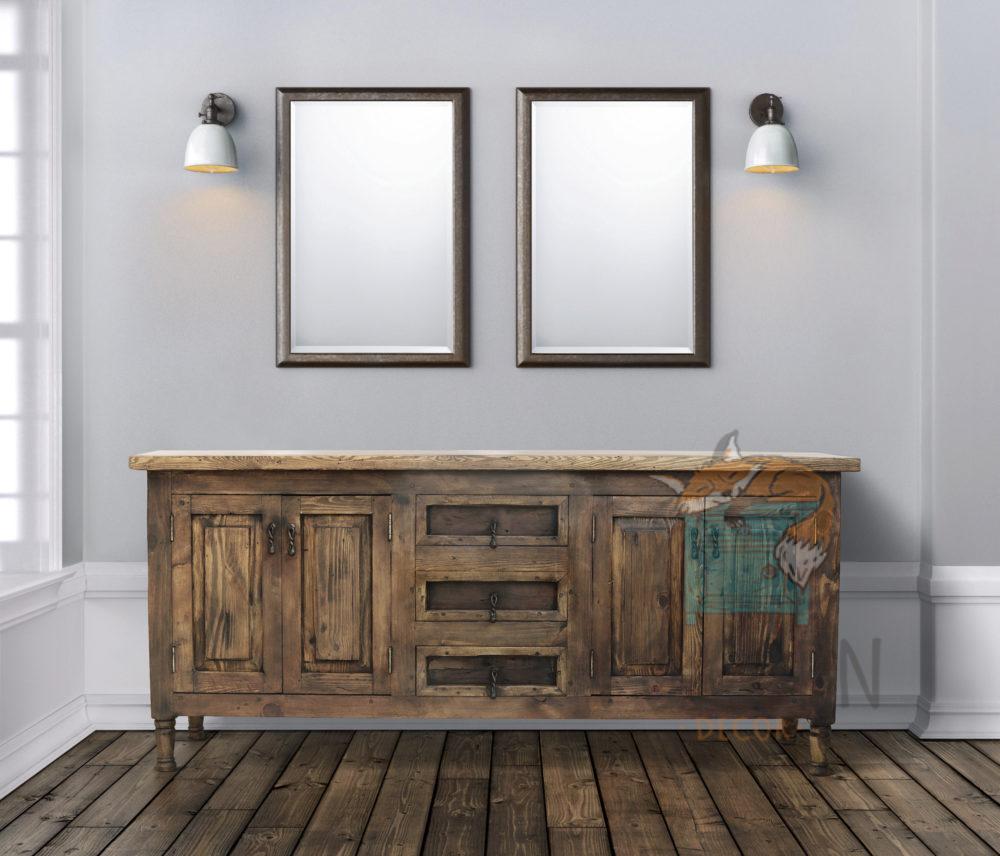 custom vanity in stock
