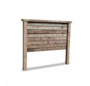 Natural Barnwood Bed