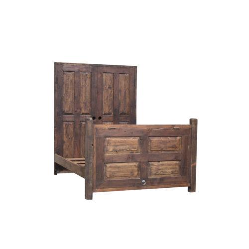 old door bed